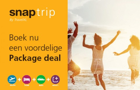SnapTrip Package deals